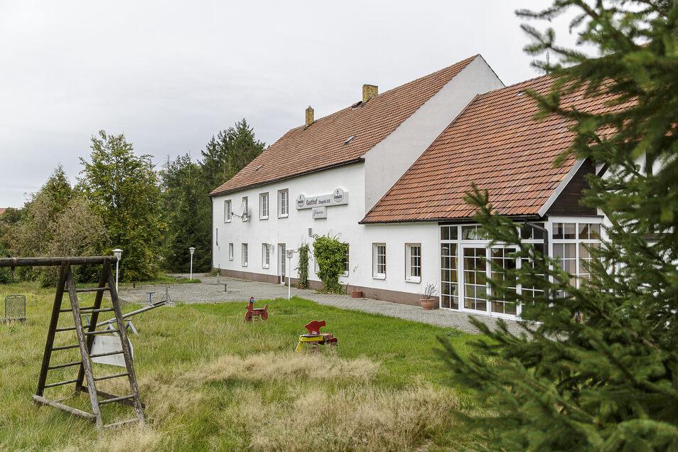 Der Gasthof Ziegelei 115 auf der Fichtenhöhe ist noch im Dornröschenschlaf versunken. Das könnte sich bald ändern.