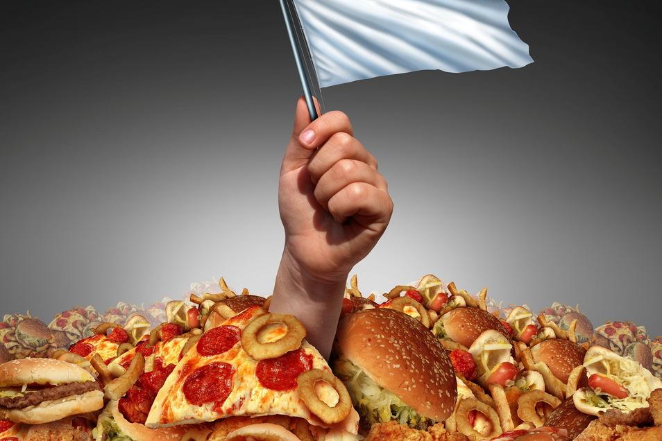 Hilfe, so geht es nicht mehr weiter! Falsche Ernährung macht nicht nur dick und krank, sondern kostet das Gesundheitswesen Milliarden.