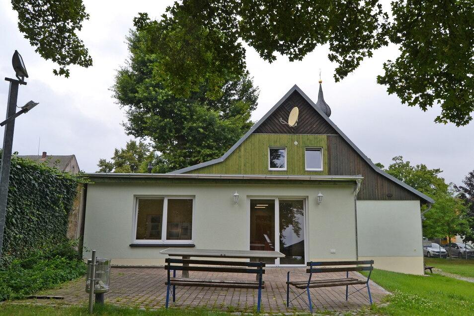 Ein Beispiel dafür, wie schön es werden kann: Mit einem 40 Quadratmeter großen Anbau ist der Linzer Jugendklub zum Dorfgemeinschaftshaus erweitert worden.