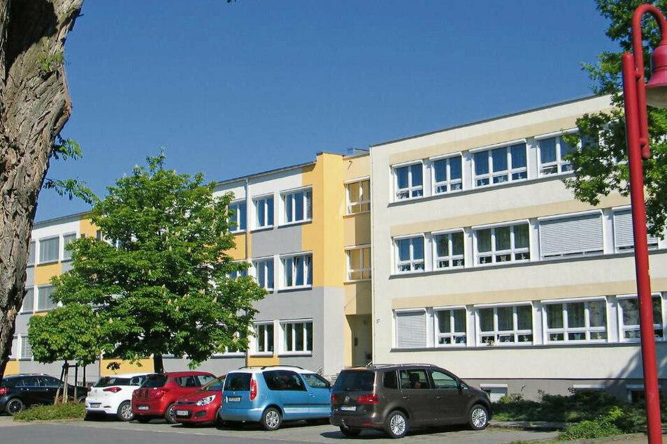 Von außen nicht erkennbar, aber innen eine Baustelle: In der Grundschule Boxberg werden Küche und Speiseraum auf Vordermann gebracht.