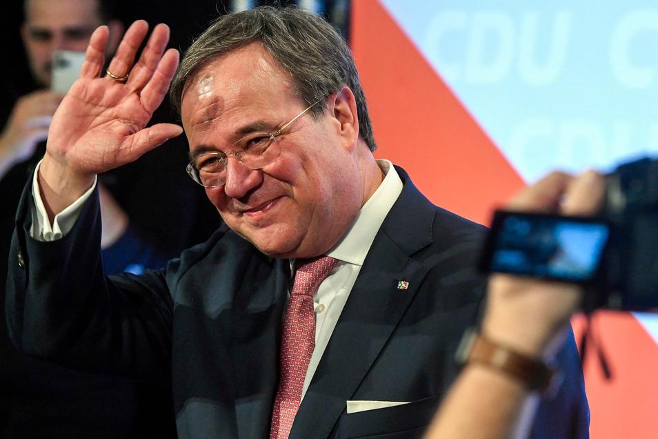 Armin Laschet ist Ministerpräsident von Nordrhein-Westfalen. Beim Kampf um den CDU-Vorsitz kann er sich sicher sein, dass der mächtige CDU-Landesverband ihn unterstützt.