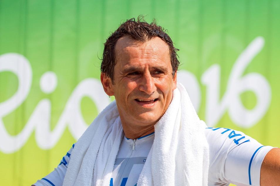 15 Jahre nach seinem schweren Unfall holte Zanardi in Rio de Janeiro Paralympics-Gold im Handbike.