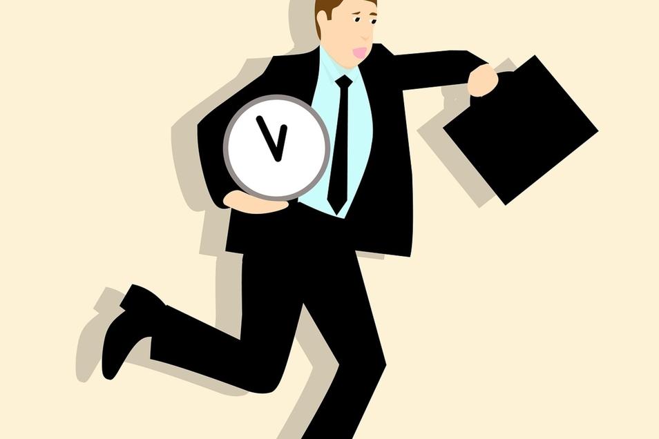 Was kann man als Chef tun, wenn Mitarbeiter zu spät kommen