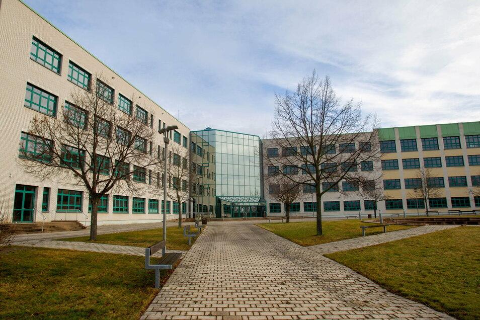 Berufliches Schulzentrum in Pirna: Die Bildungsstätte stellt ihre Ausbildungszweige diesmal virtuell vor.
