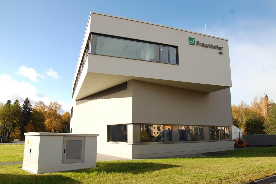 Das Fraunhofer Technikum Zittau erhält fast eine Million Euro für die Forschung.