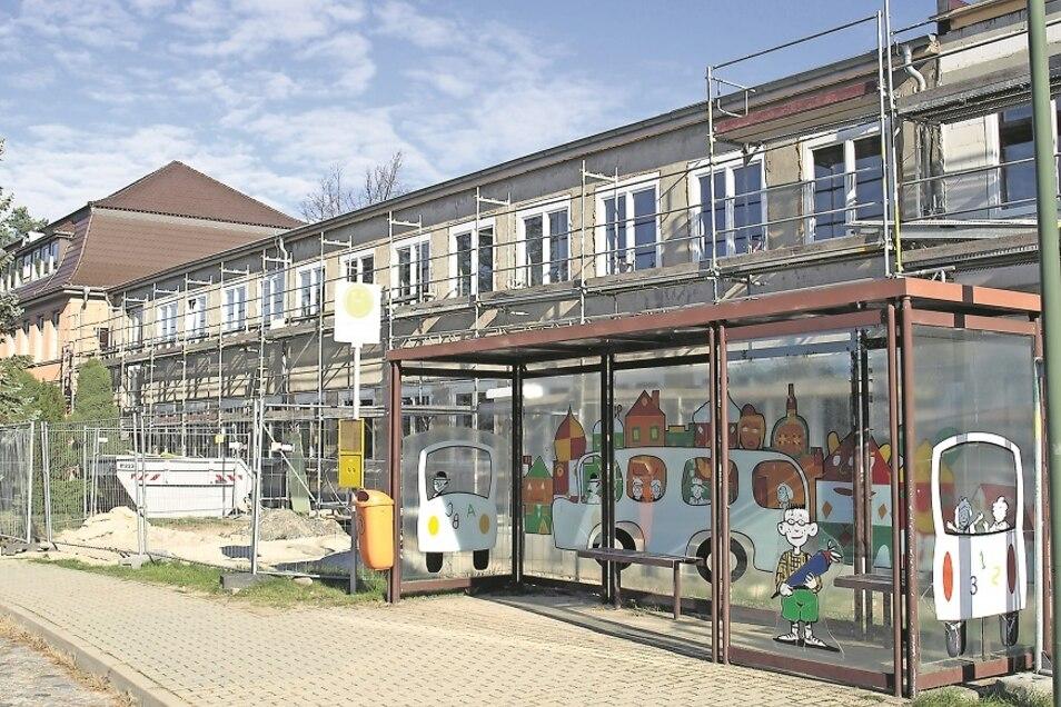 Die Sanierung der Grundschule Sagar war mit 1,485 Millionen Euro geplant. Nun sind es etwa 150.000 Euro Mehrkosten. In der Schule lernen rund 100 Schüler.