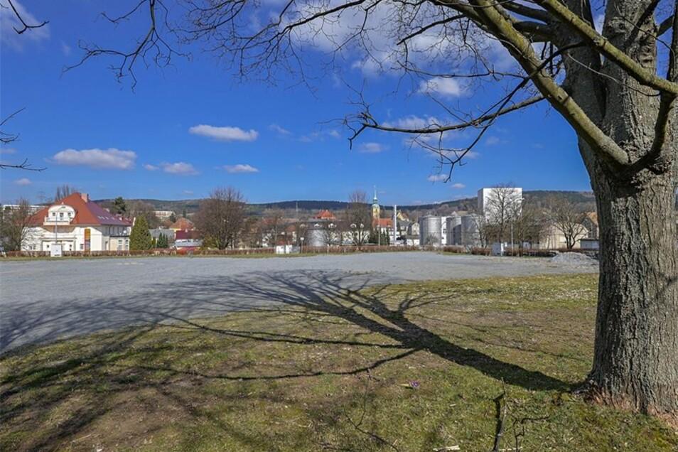 Wilthen richtet auf dem Festplatz Wohnmobilplätze ein.