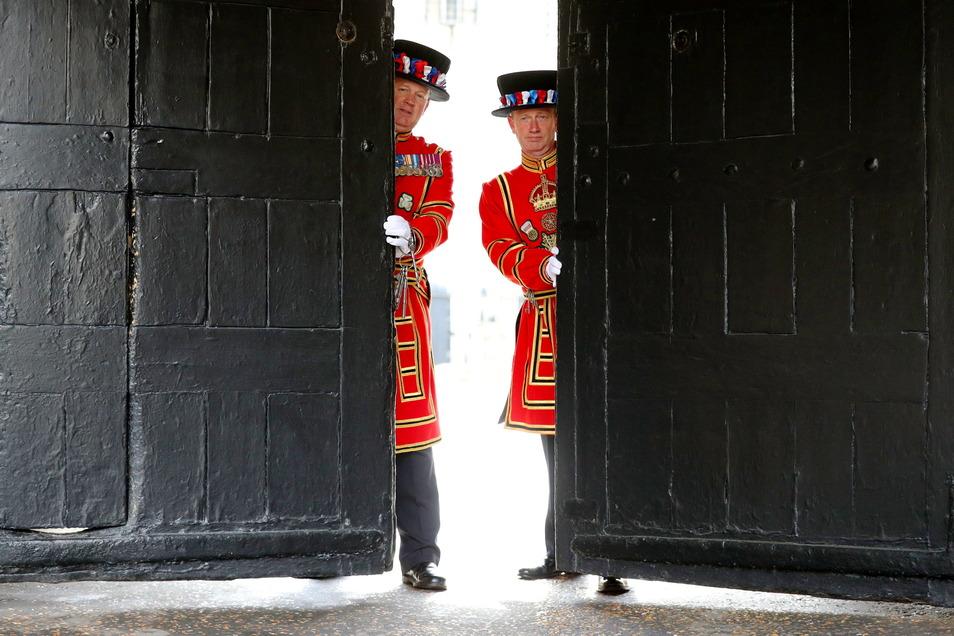 Nach der längsten Schließung seit dem Zweiten Weltkrieg ist der Tower of London nun wieder für Besucher geöffnet.