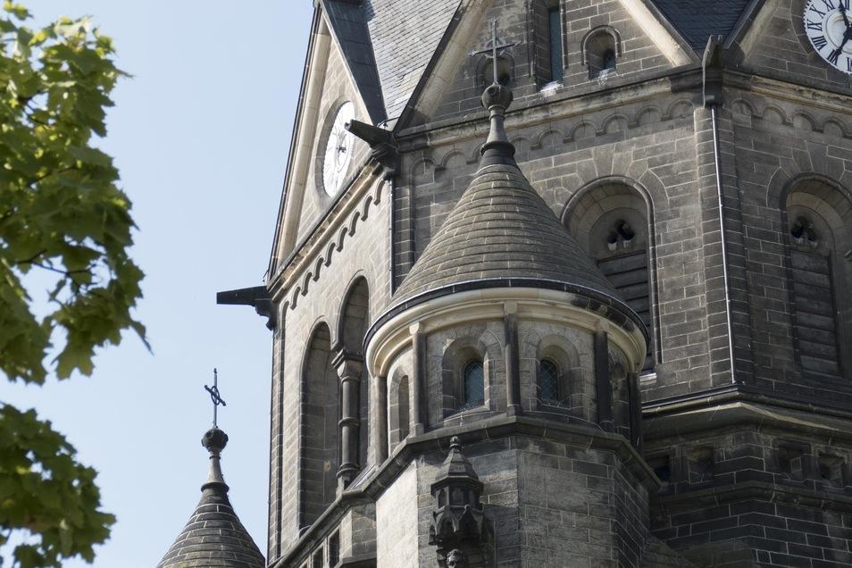 Am Sonntag lädt die Kirchgemeinde zur Turmbesteigung.