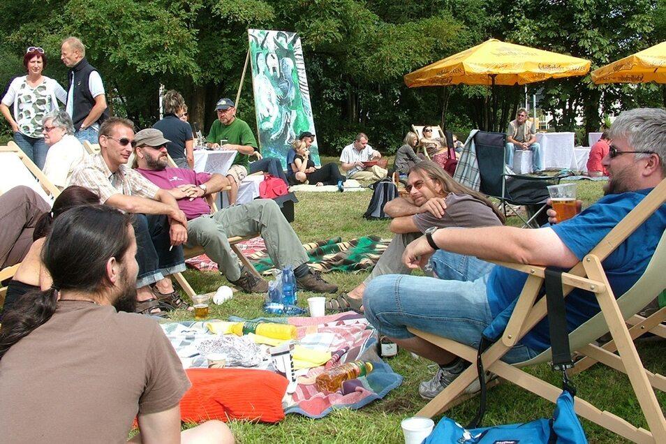 Der ersten Picknickwiese 2009 folgten bisher sechs weitere, eine im WK X. Nun geht es quer durch die Neustadt.