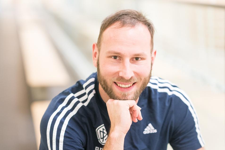 Der 31 Jahre alte Philip Heineccius bringt die Erfahrung von 109 Regionalliga- und Oberliga-Partien mit zum VfL Pirna-Copitz.