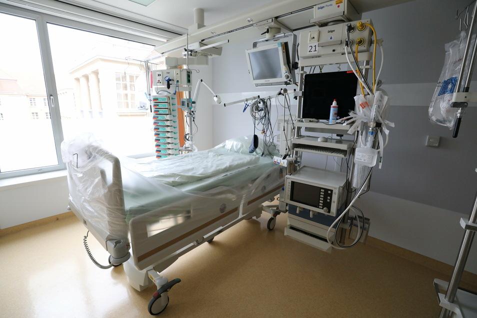 Auf der Intensivstation gab es für den Vater von Andreas Szabó intensivmedizinische Vollversorgung. Doch am Ende gab es keine Optionen mehr. István György Szabó starb.