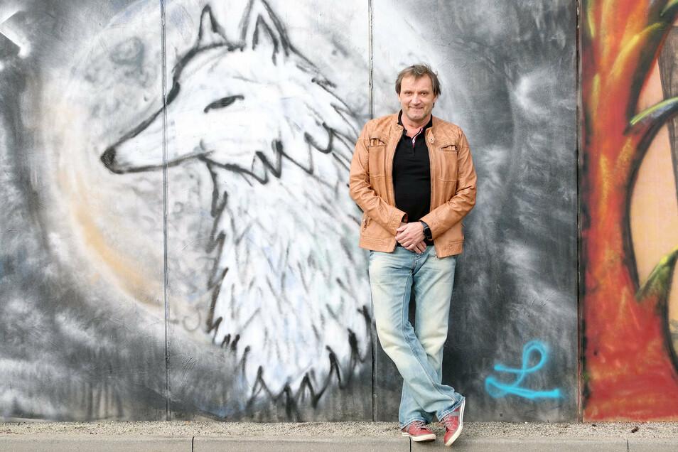 Thoralf Koß hat 34 Jahre gebraucht, um eine Schule zu finden, an der er nach seinen Vorstellungen unterrichten kann.