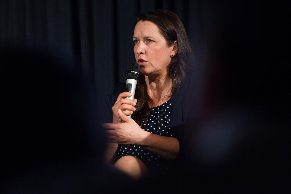 Pirnas Friedensrichterin Silke Maresch: engagiert und zuverlässig.