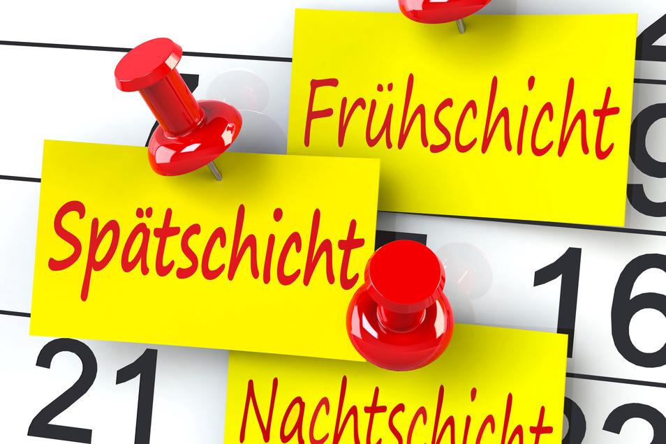 Keine Angst, wer an der Spätschicht-Tour in Ostsachsen teilnimmt, muss nicht mit anpacken, Zuschauen ist in diesem Fall erwünscht.