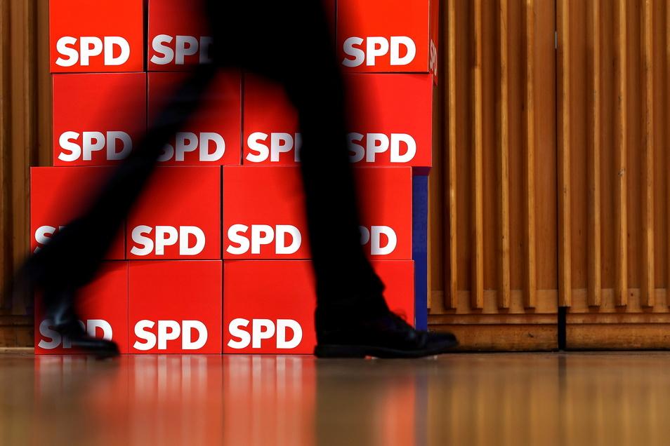 Sachsens SPD wünscht sich einen Präsenz-Parteitag, der nun im JUli stattfinden soll.