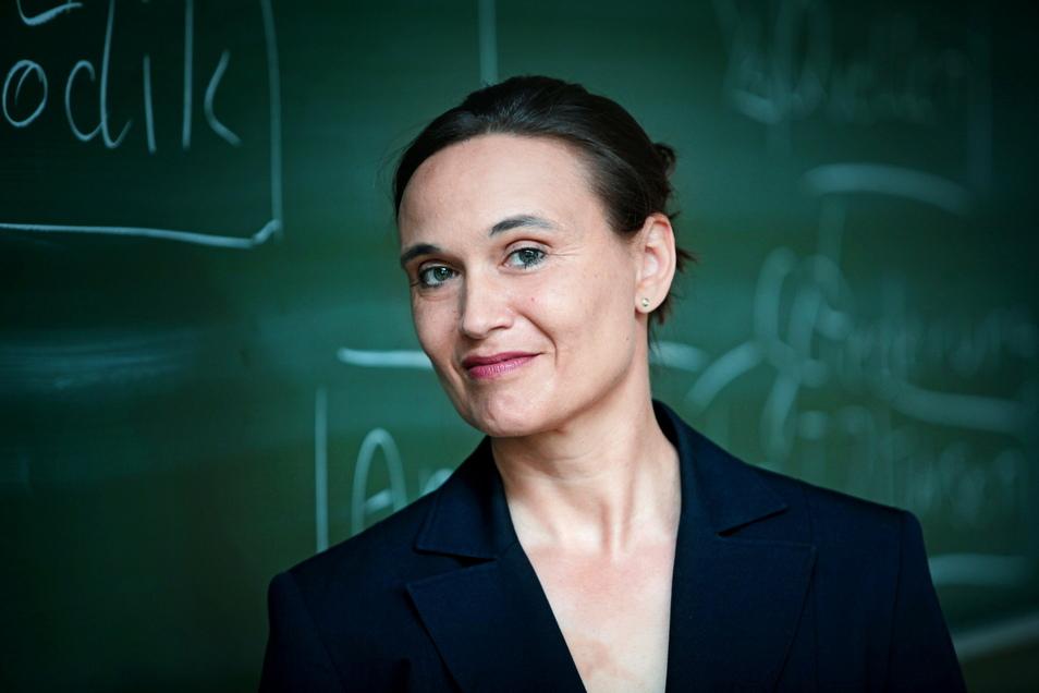 Prof. Dagmar Ellerbrock lehrt an der Technischen Universität Dresden.