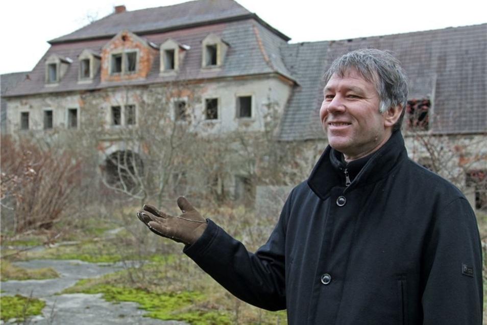 Henry de Jong möchte in Tiefenau ein Ferienresort aufbauen.