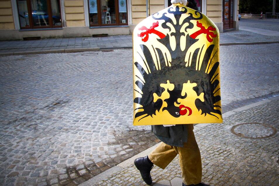 Muss der preußische Adler erst vom Reichenbacher Turm wegfliegen, damit Görlitz im Kreis beliebter wird?
