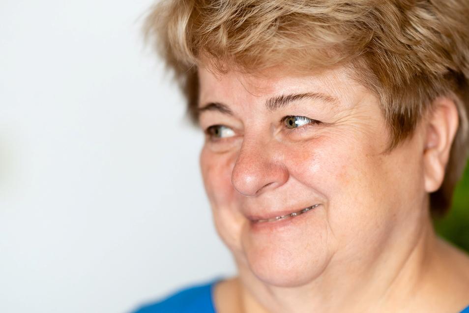 Im Flüchtlingsjahr 2015 war Martina Angermann während des Wahlkampfs zum Ziel rechtsextremer Hetze geworden.