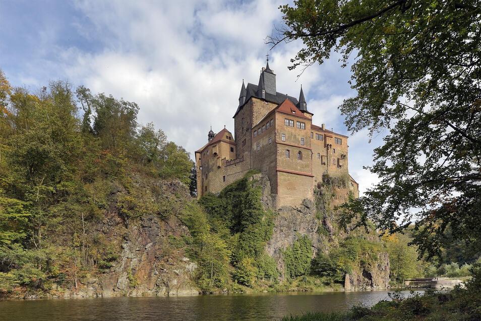 Die Burg Kriebstein wird oft als die schönste Ritterburg Sachsens oder Märchenburg gepriesen. Jetzt kommt sie auch im sozialen Netzwerk Facebook groß raus.