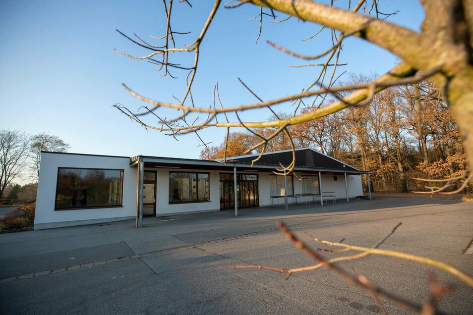 Im ehemaligen Aldi auf der Radeberger Straße in Pirna ist eine Impfstation eingerichtet worden.