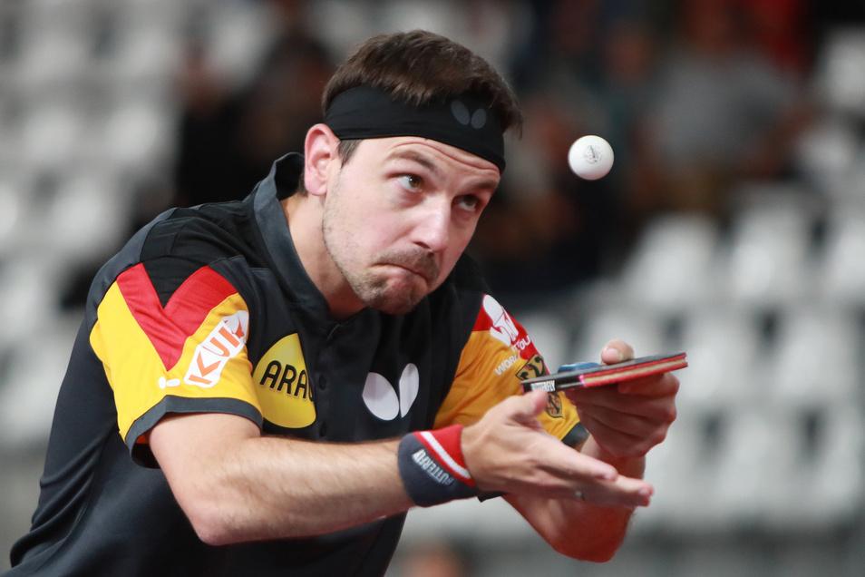 Timo Boll und die deutschen Tischtennis-Männer haben den EM-Titel gewonnen.