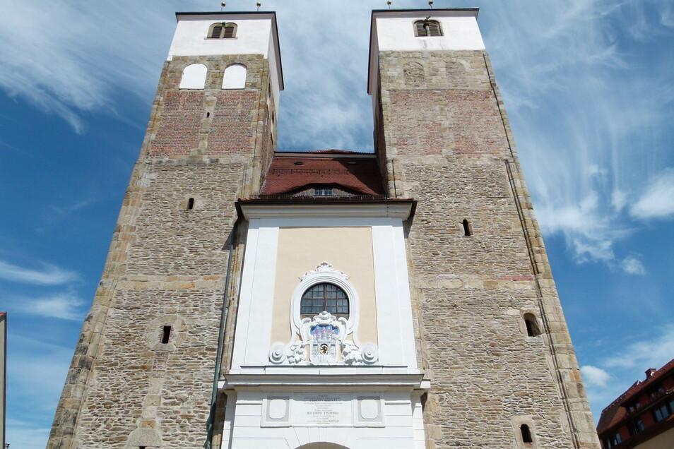 Das erste Wahlforum für den Wahlkreis 161 Mittelsachsen ist in der Nikolaikirche Freiberg geplant.