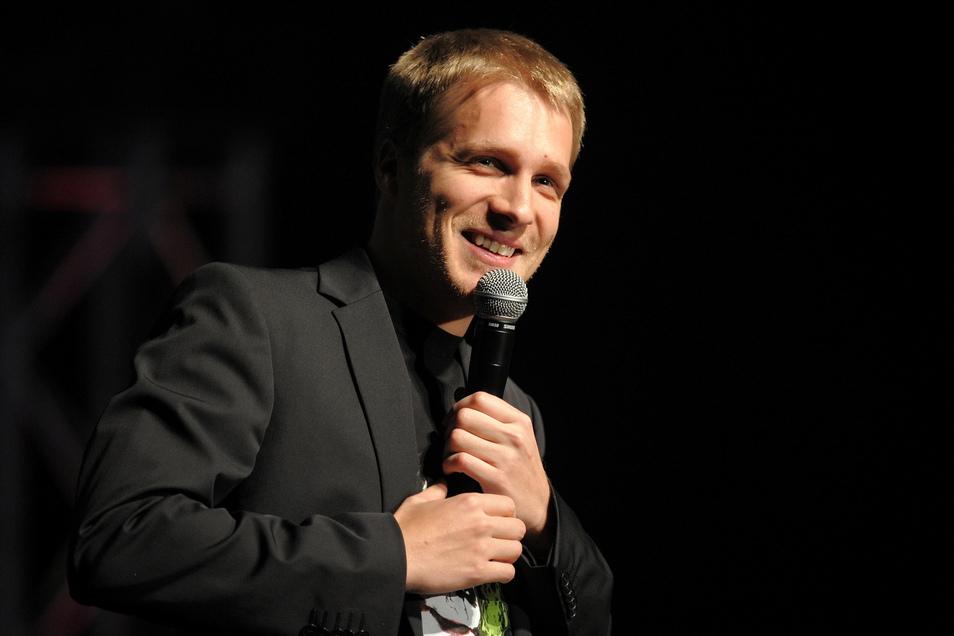 Oliver Pocher - hier bei einem Auftritt in Dresden - verliert seine Latenight-Show bei RTL.