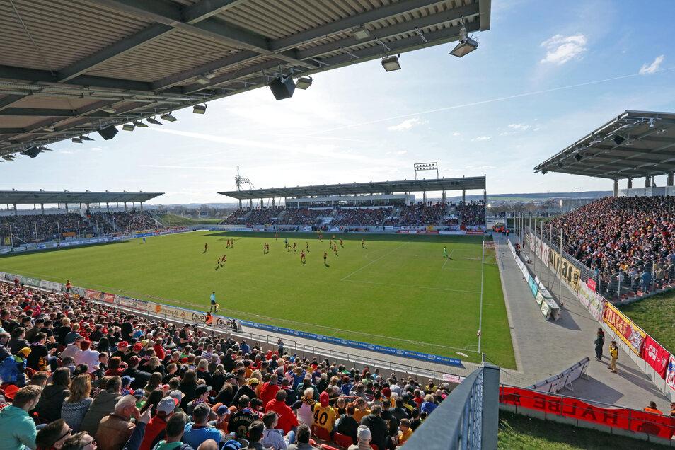 In Zwickau wird gespielt.