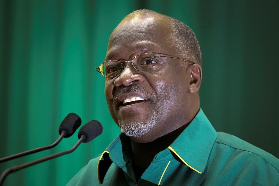 Tagelang wurde über seinen Gesundheitszustand spekuliert - nun ist Tansanias Präsident John Magufuli gestorben.