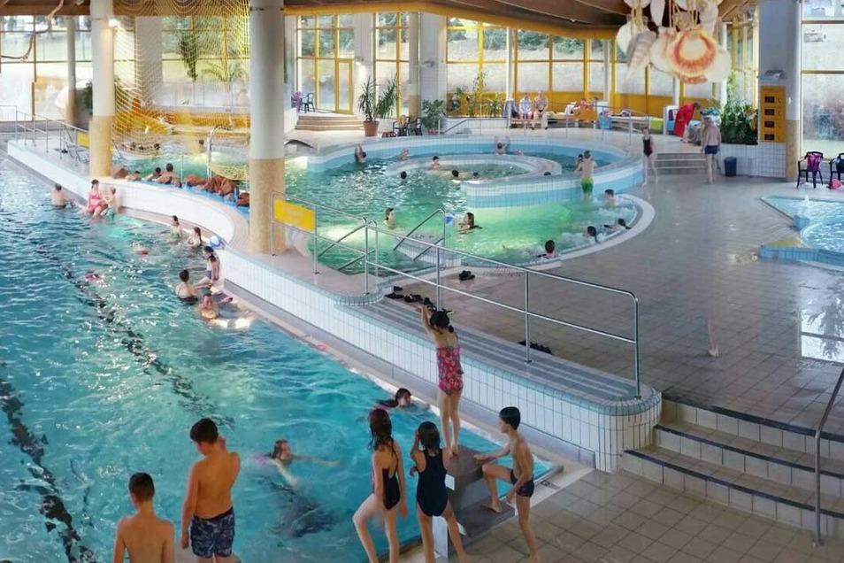 Das Erlebnisbad Paulsdorf bleibt ab 6. September länger geöffnet.