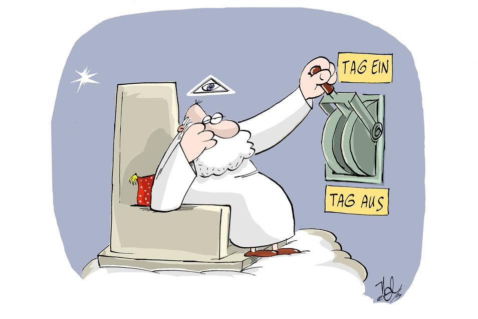 """2011: Motto: """"Merkt doch keiner"""""""