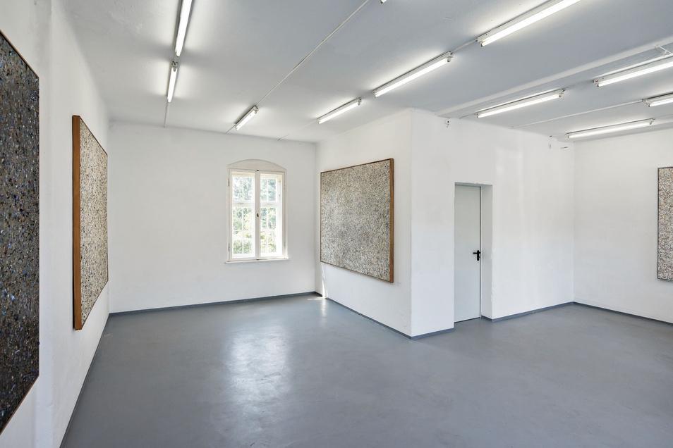 Der Ausstellungsraum in der Alten Feuerwache zu Loschwitz soll wieder mit Leben gefüllt werden.