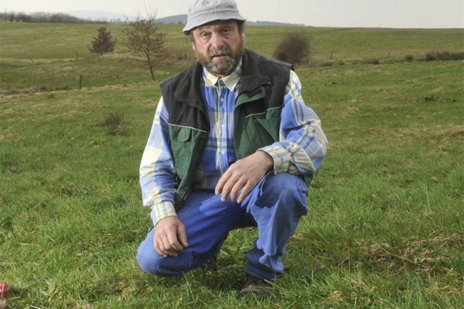 Das war die Quittung Das Wahlergebnis ist die Quittung für die Politik. Ich erhoffe mir von den neuen Abgeordneten, dass sie endlich etwas für die kleinen Landwirte übrig haben. Es geht immer nur um die Agrarproduktionen. Uns lässt man allein, z.B. beim Thema Wolf. Ich erwarte eindeutige Worte. Der Wolf muss zum Abschuss freigegeben werden. Gunter Kranz, Landwirt, Ehrenberg