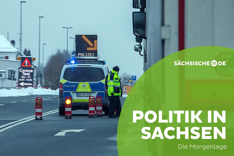 Die Bundesregierung bereitet Grenzkontrollen und neue Einreisebeschränkungen für Tschechien vor.