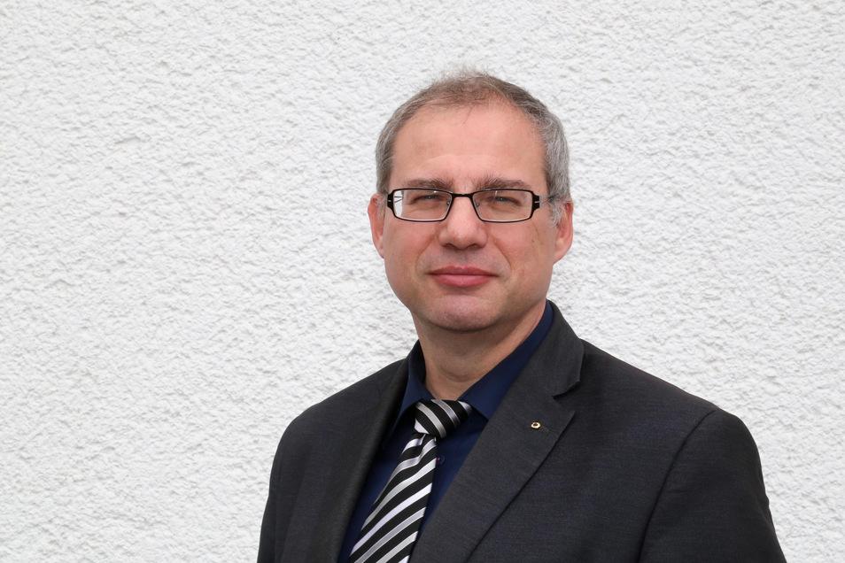 Thomas Gampe ist Kämmerer des Landkreises Görlitz.