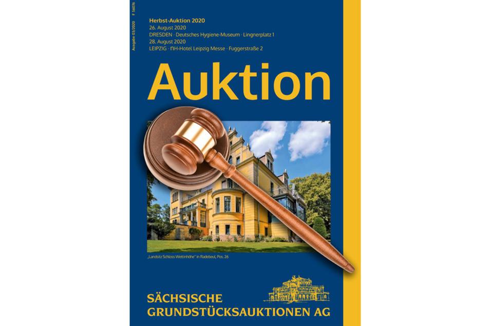 SGA Herbst-Auktionen