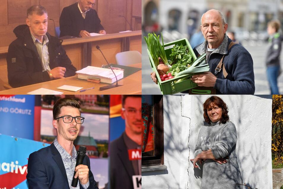 Ob Messerstecher-Prozess, Wochenmarkt-Probleme, AfD-Sorgen oder Kummersberg-Risse: Vier Geschichten, die diesen Mittwoch thematisch mitbestimmten.
