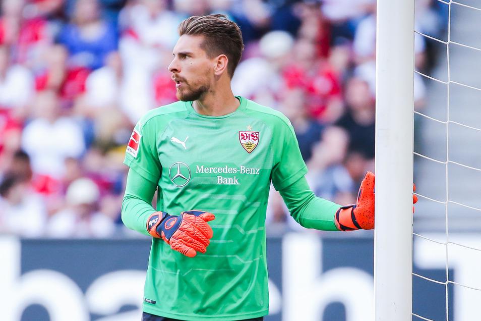 Stuttgarts Torhüter Ron-Robert Zieler ist gerade nach Hannover gewechselt. Gerüchtweise könnte Schubert für ihn zumVfB Stuttgart gehen.
