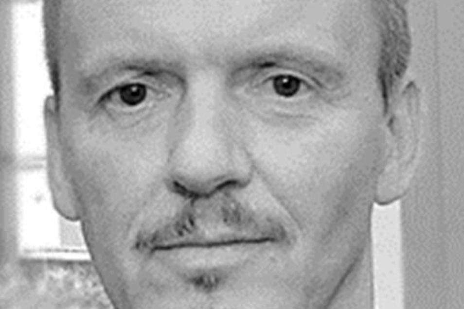 Bürgermeister Andreas Förster