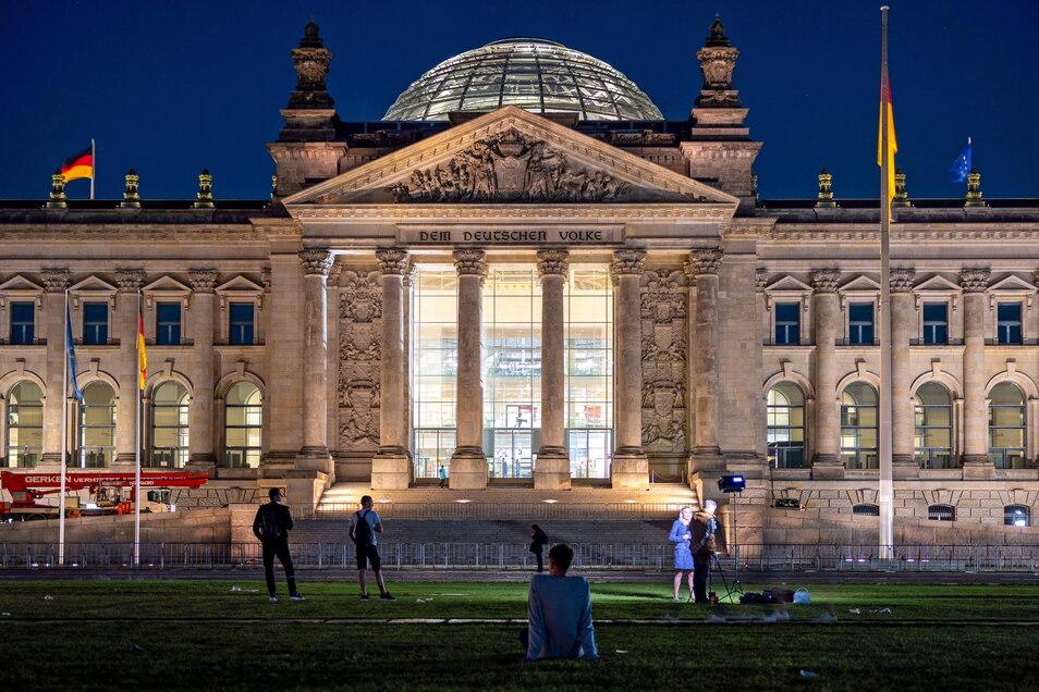 Die Bundestagswahl wird auch von der internationalen Presse in aller Breite kommentiert.