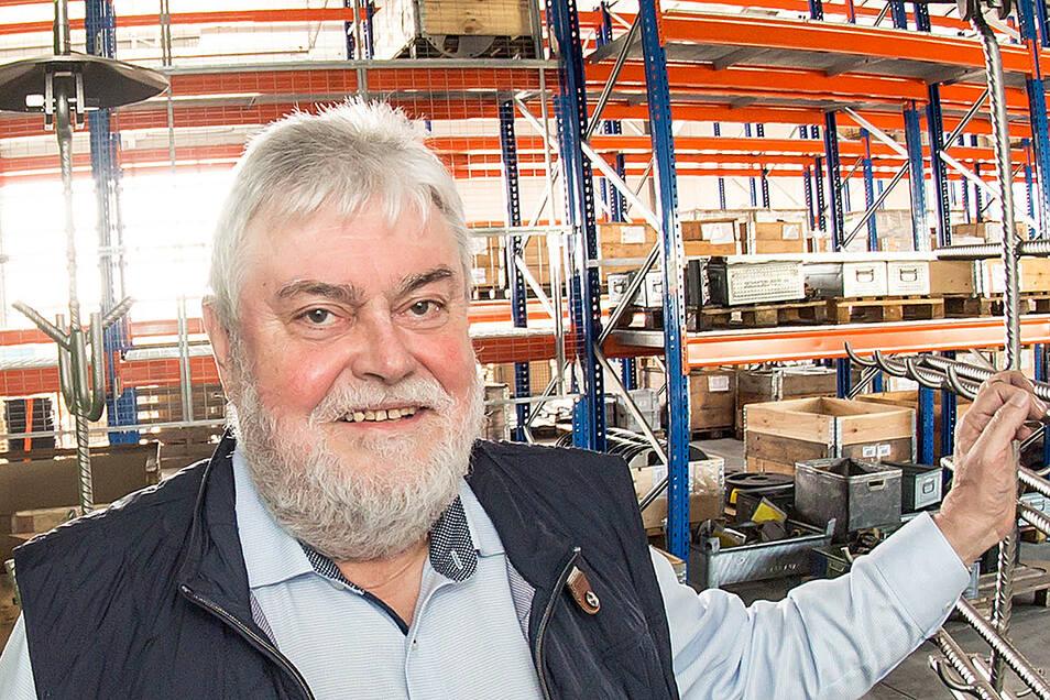 Ulrich Dedeleit ist Geschäftsführer von Lausitz Elaste in Rothenburg und fährt mit seiner Frau auf die Insel Hiddensee.