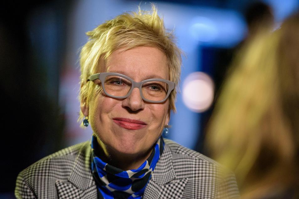 Doris Dörrie am 3. Februar: Die Regisseurin, Filmproduzentin und Schriftstellerin beginnt die Reden-Reihe mit Gedanken über Wanderschaft und Heimat.