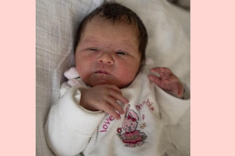 Vanessa Geboren am 9. Juni Geburtsort Kamenz Gewicht 2850 Gramm Größe 48 Zentimeter Eltern Franziska und Thomas Rath Wohnort Kamenz Foto: René Plaul