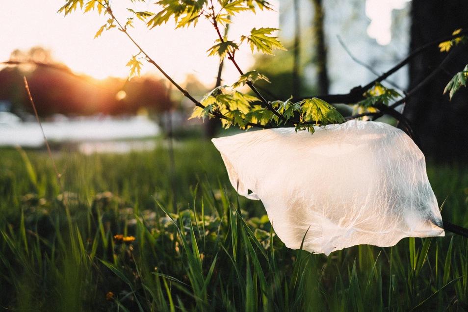 Zu oft sieht man an Wegesrändern, am Strand, in den Straßen oder im Park herumliegenden Plastikmüll. Das muss nicht sein.