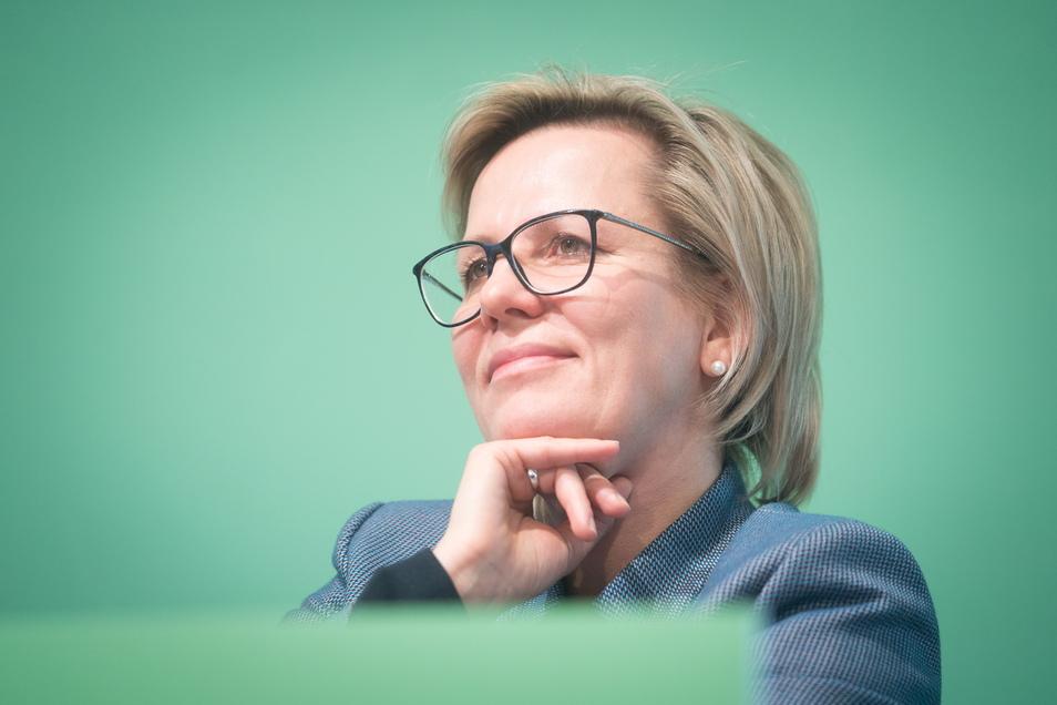 Barbara Klepsch ist seit 2019 als Ministerin für die Bereiche Kultur und Tourismus in Sachsen zuständig.