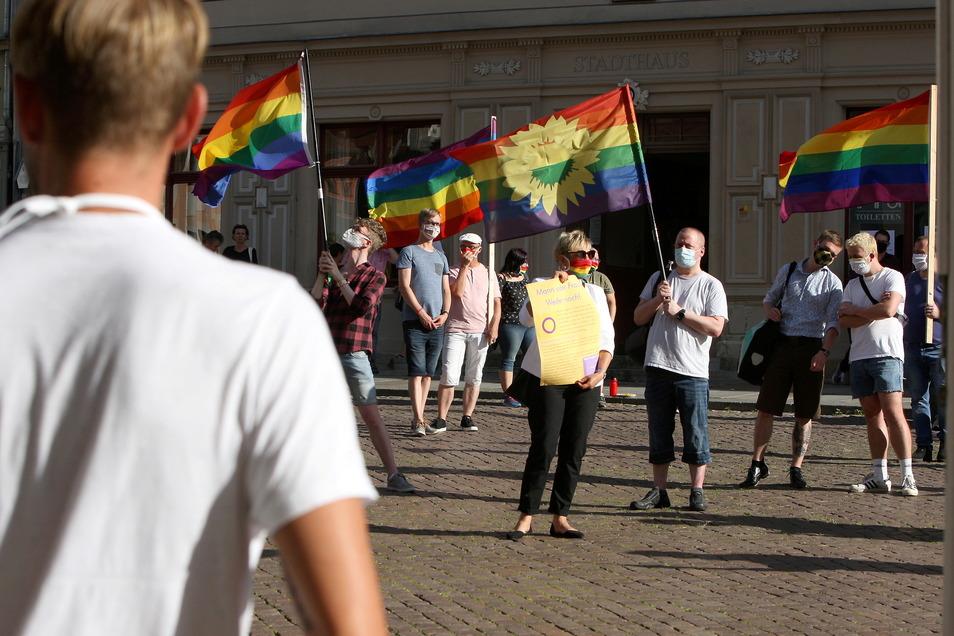 Der Verein Christopher Street Day Pirna lädt im Juli zu einer CSD-Themenwoche ein.