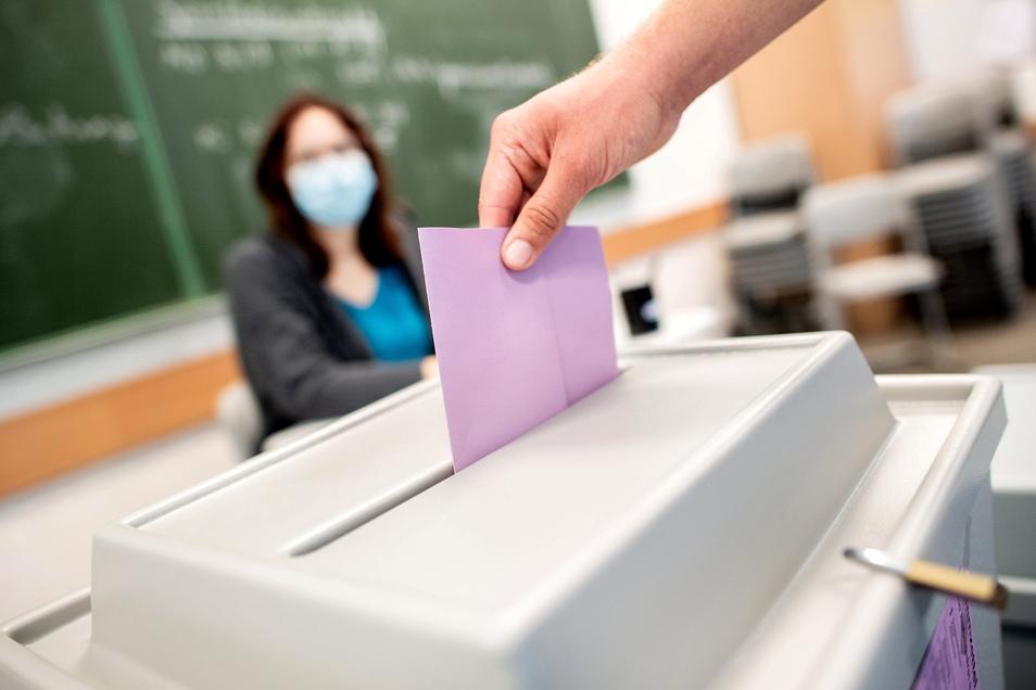 Nach dem Wahlgang an diesem Sonntag sind die Mittelsachsen schon im Juni 2022 wieder an die Wahlurne gerufen. Der Posten des Landrates ist neu zu besetzen und vielerorts auch der Chefsessel in den Rathäusern.