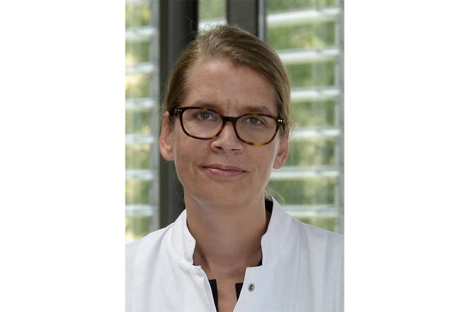 Oberärztin Dr. med. Maren Goeckenjan